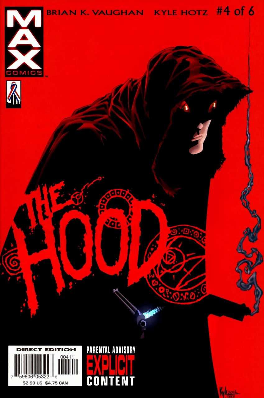 The Hood #4