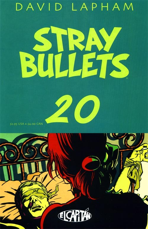 Stray Bullets #20