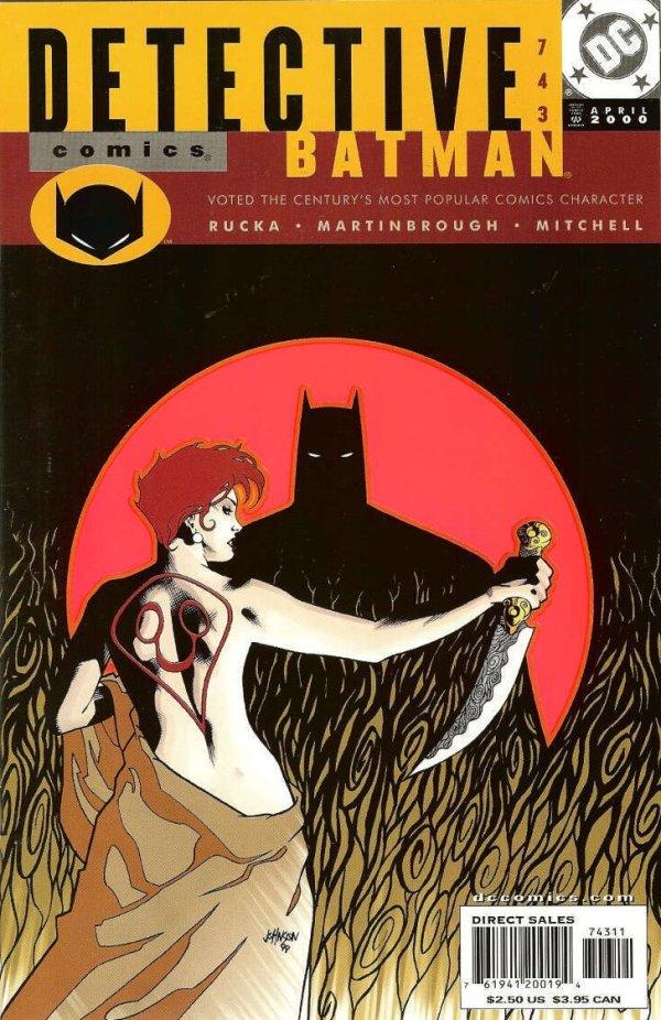 Detective Comics #743