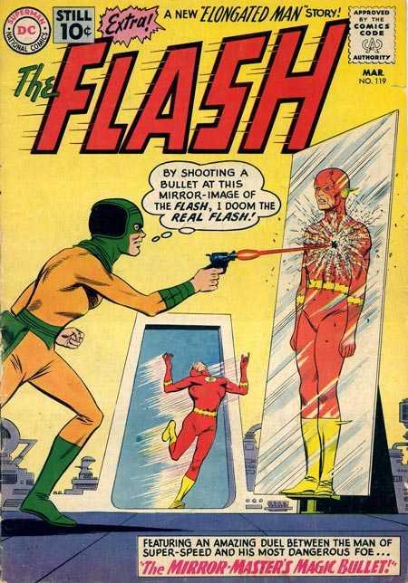 The Flash #119