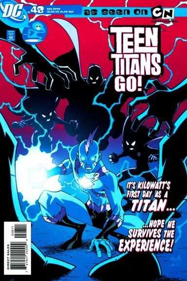 Teen Titans Go! #48