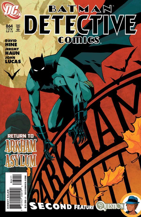 Detective Comics #864