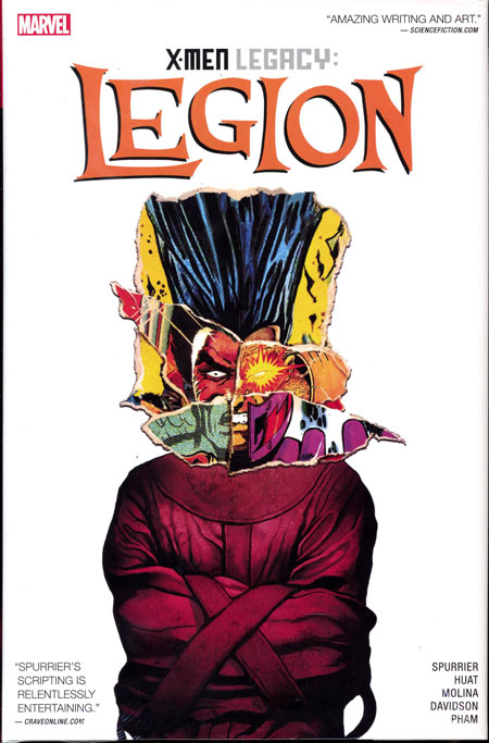 X-Men: Legacy Legion Omnibus HC