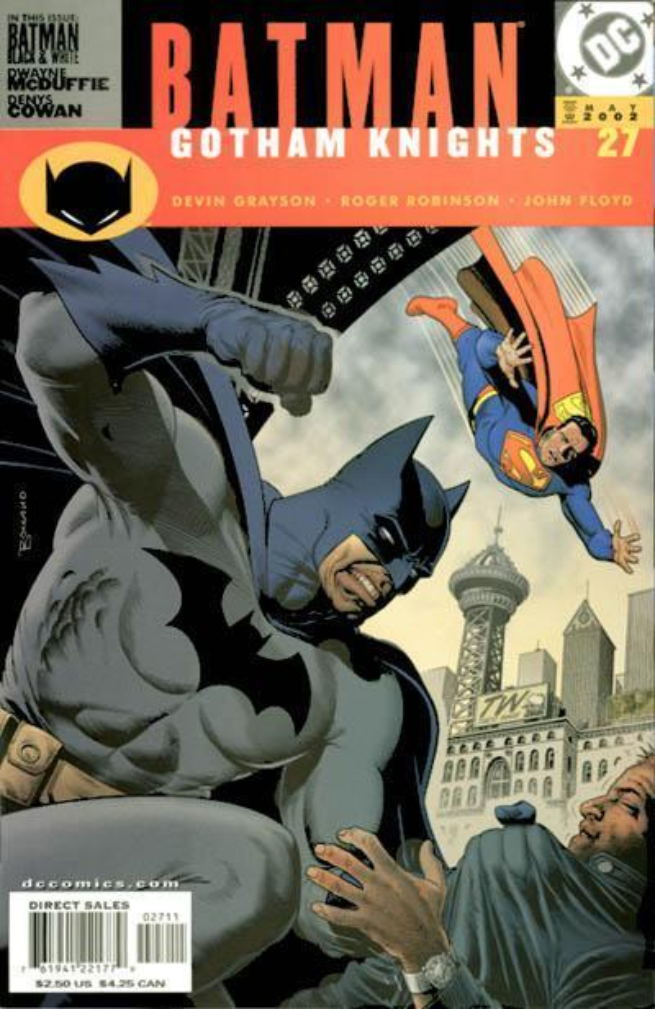 Batman: Gotham Knights #27