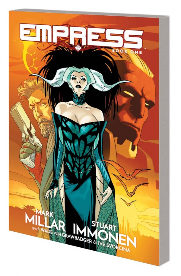 Empress: Book One TP review