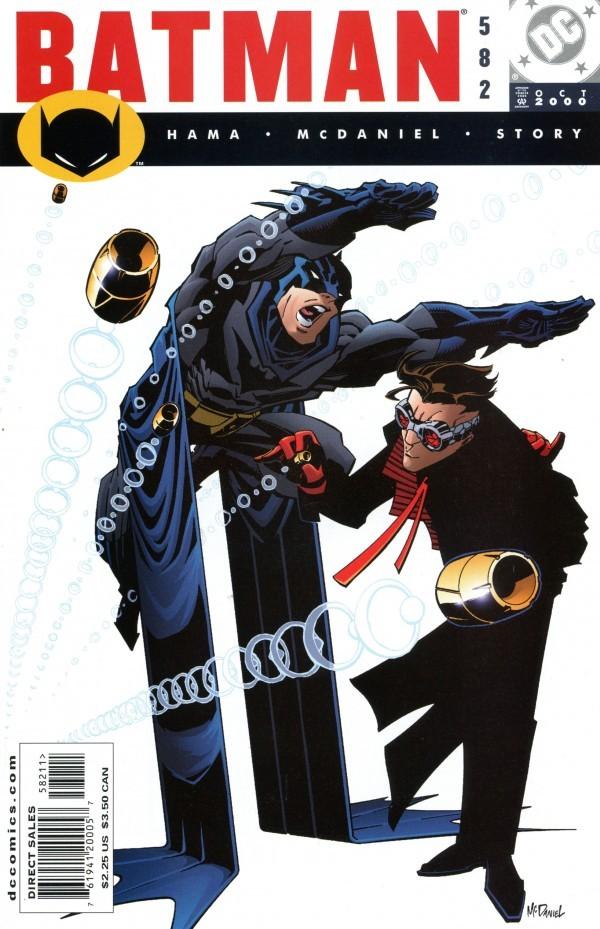 Batman #582