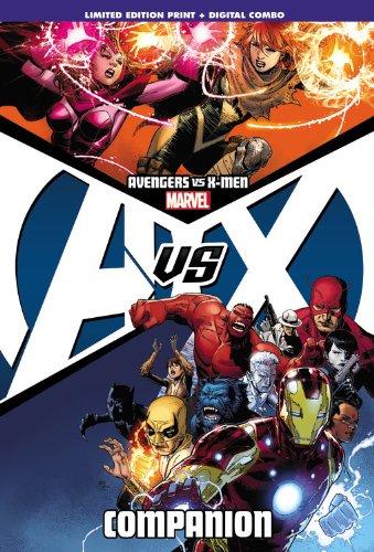 Avengers vs. X-Men: Companion HC