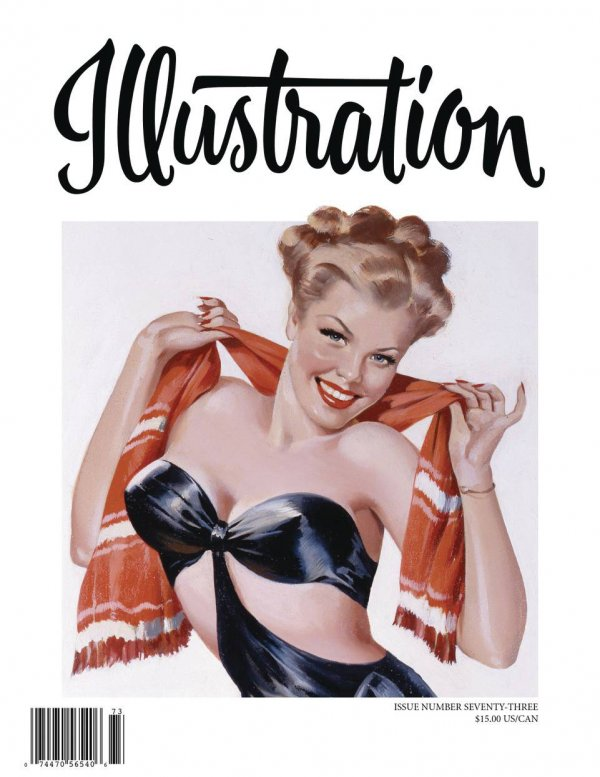 Illustration Magazine #73