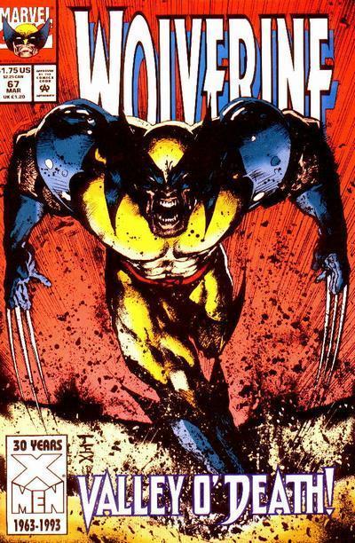 Wolverine #67