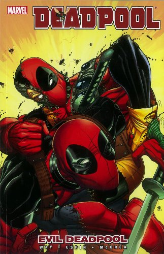 Deadpool Vol. 10: Evil Deadpool HC