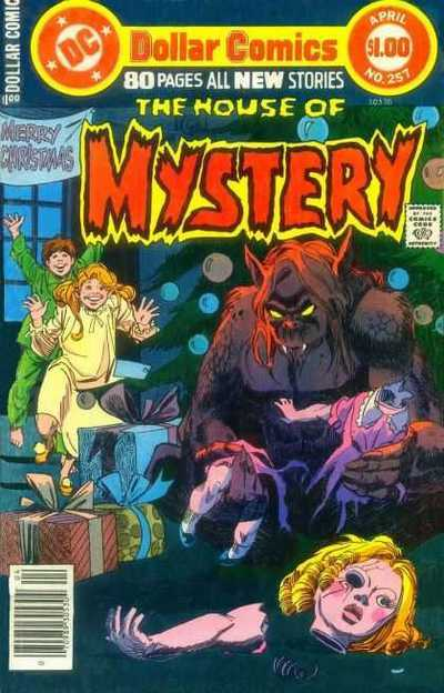 House of Mystery #257