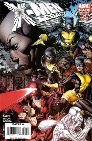 X-Men: Legacy #208