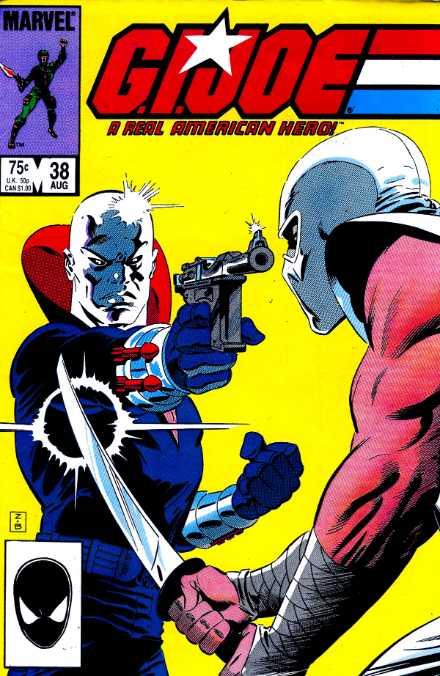 G.I. Joe: A Real American Hero #38