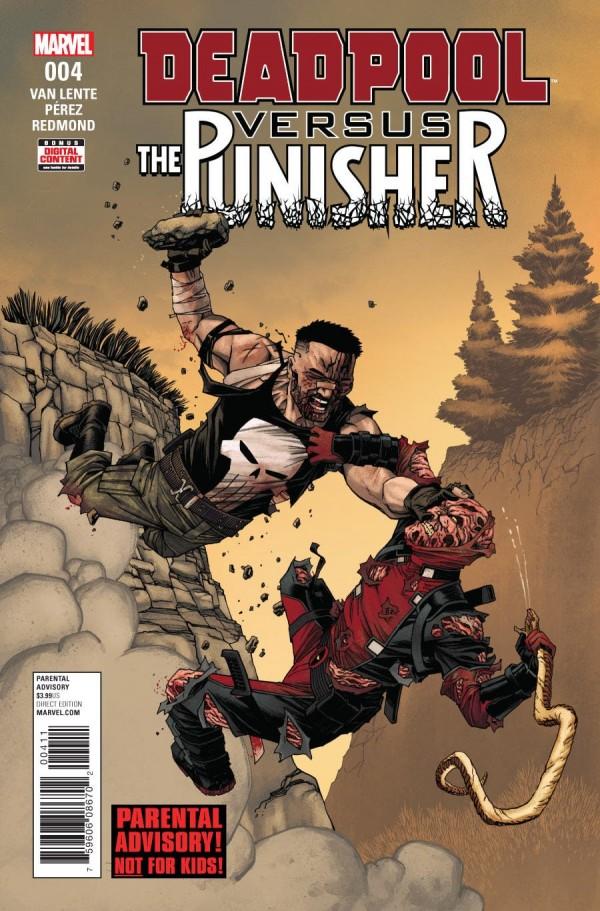 Deadpool Versus The Punisher #4