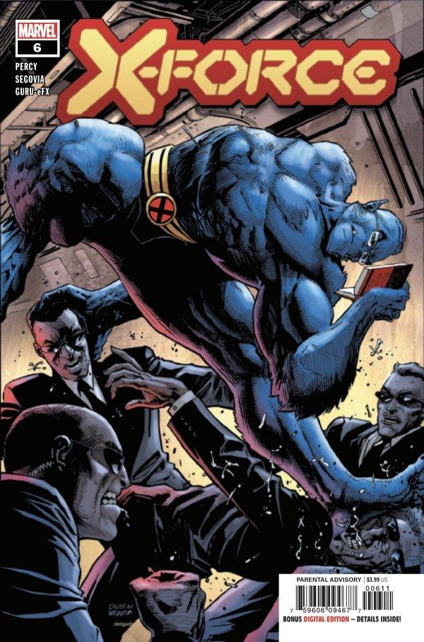X-Force #6