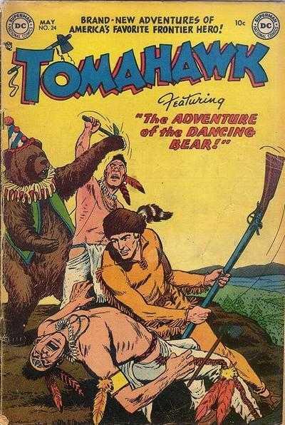 Tomahawk #24