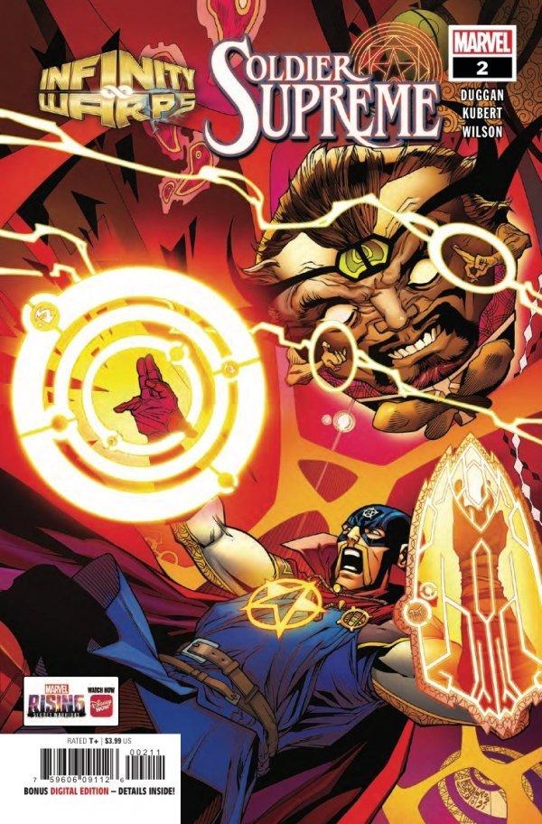 Infinity Warps: Soldier Supreme #2