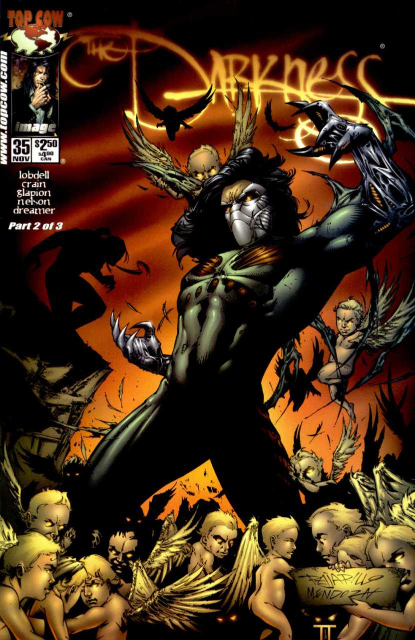 The Darkness #35