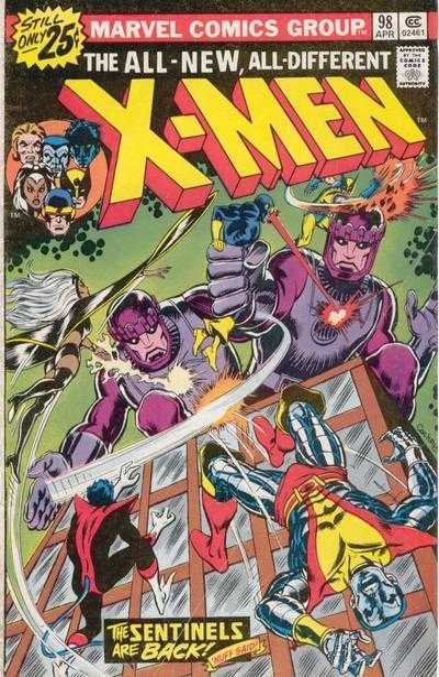 The X-Men #98