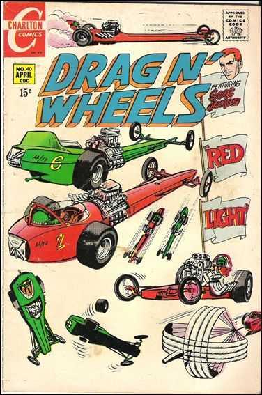Drag N' Wheels #40