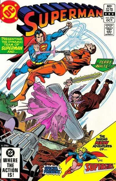 Superman #376