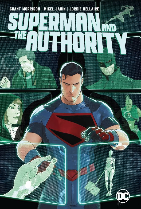 Superman and the Authority HC