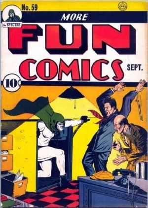 More Fun Comics #59