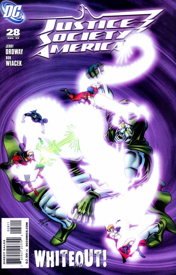 Justice Society of America #28