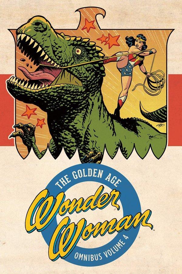 Wonder Woman: The Golden Age Omnibus Vol. 4 HC