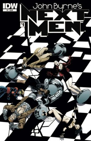 Next Men #1