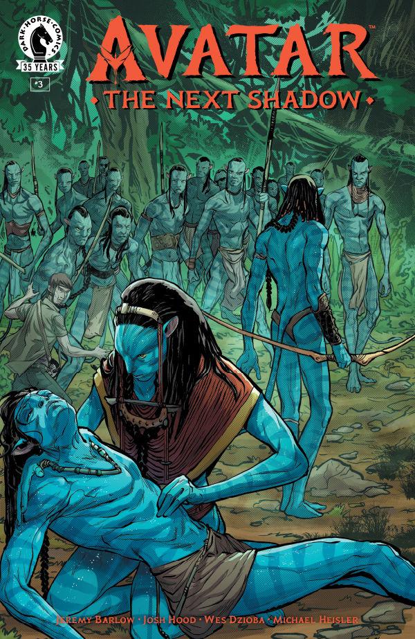Avatar: The Next Shadow #3