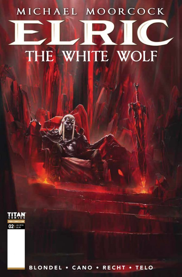 Elric: The White Wolf #2