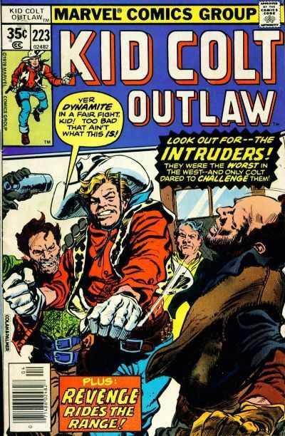 Kid Colt Outlaw #223