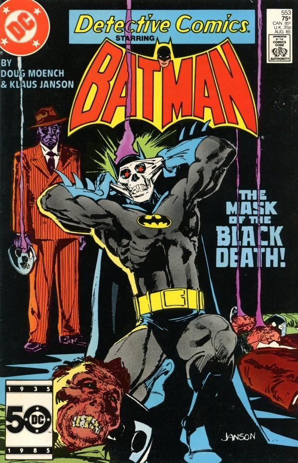 Detective Comics #553