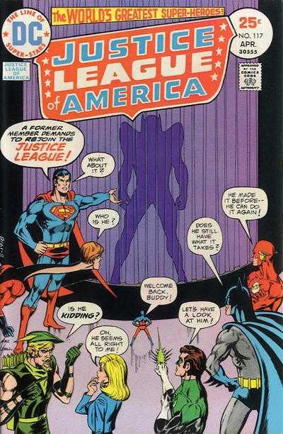 Justice League of America #117