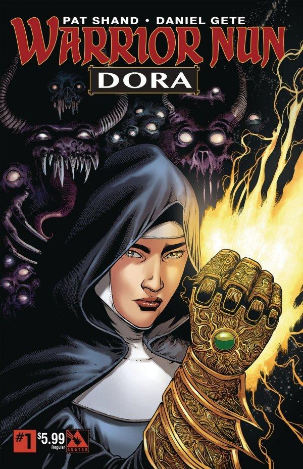 Warrior Nun: Dora #1 review