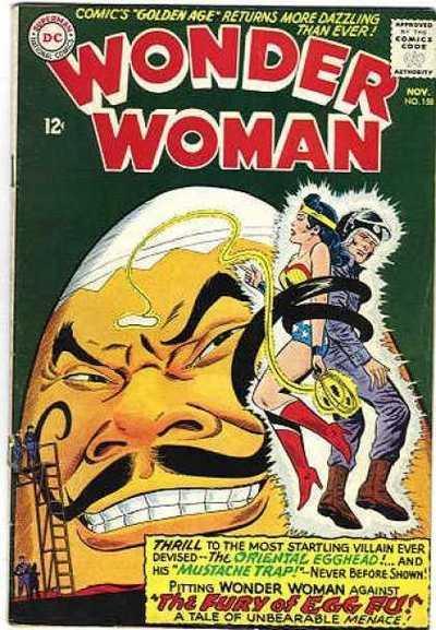 Wonder Woman #158