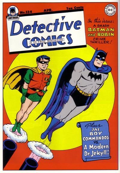 Detective Comics #134