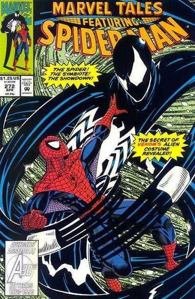 Marvel Tales #272