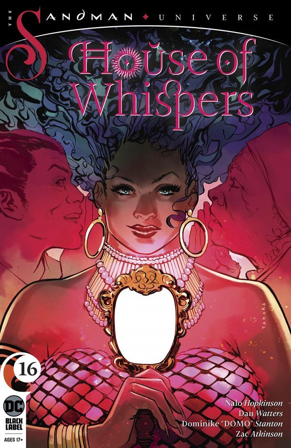 House of Whispers #16