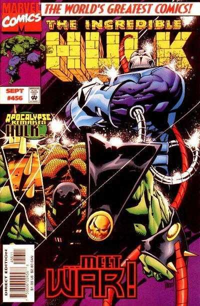 The Incredible Hulk #456