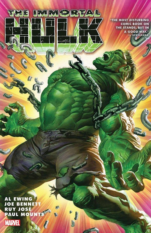 The Immortal Hulk Vol. 4 HC