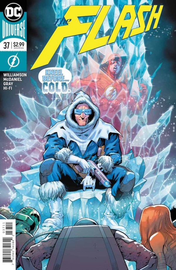 The Flash #37