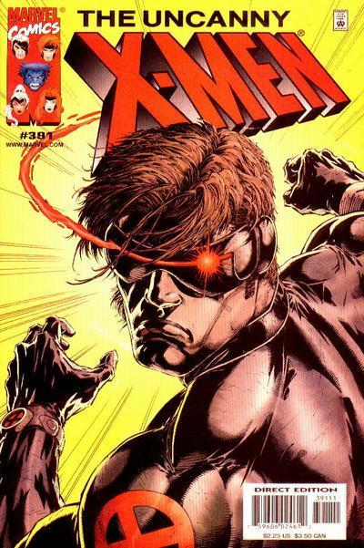 Uncanny X-Men #391