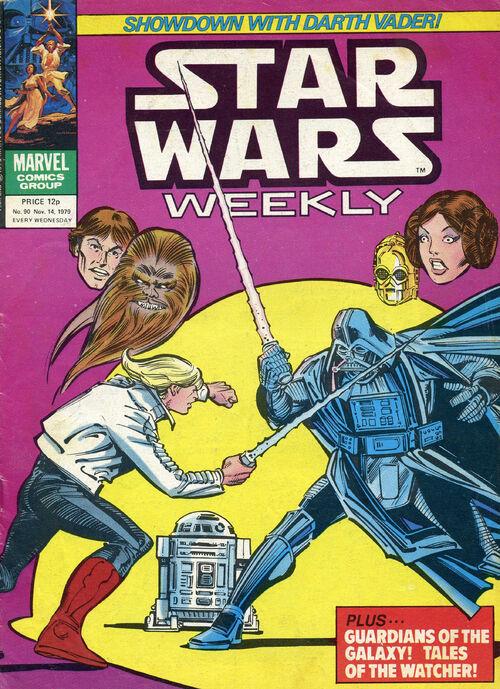 Star Wars Weekly #90