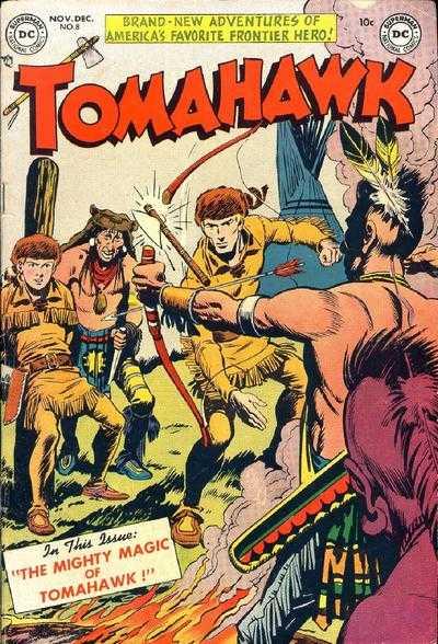Tomahawk #8