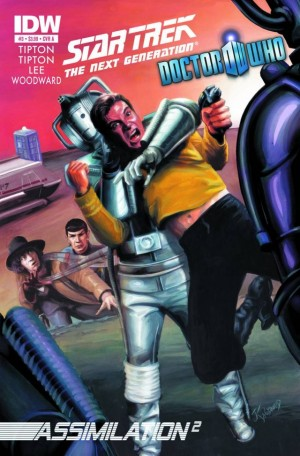 Star Trek: The Next Generation/Doctor Who: Assimilation2 #3