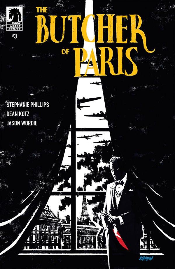 The Butcher of Paris #3 review