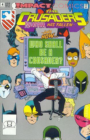 The Crusaders #4