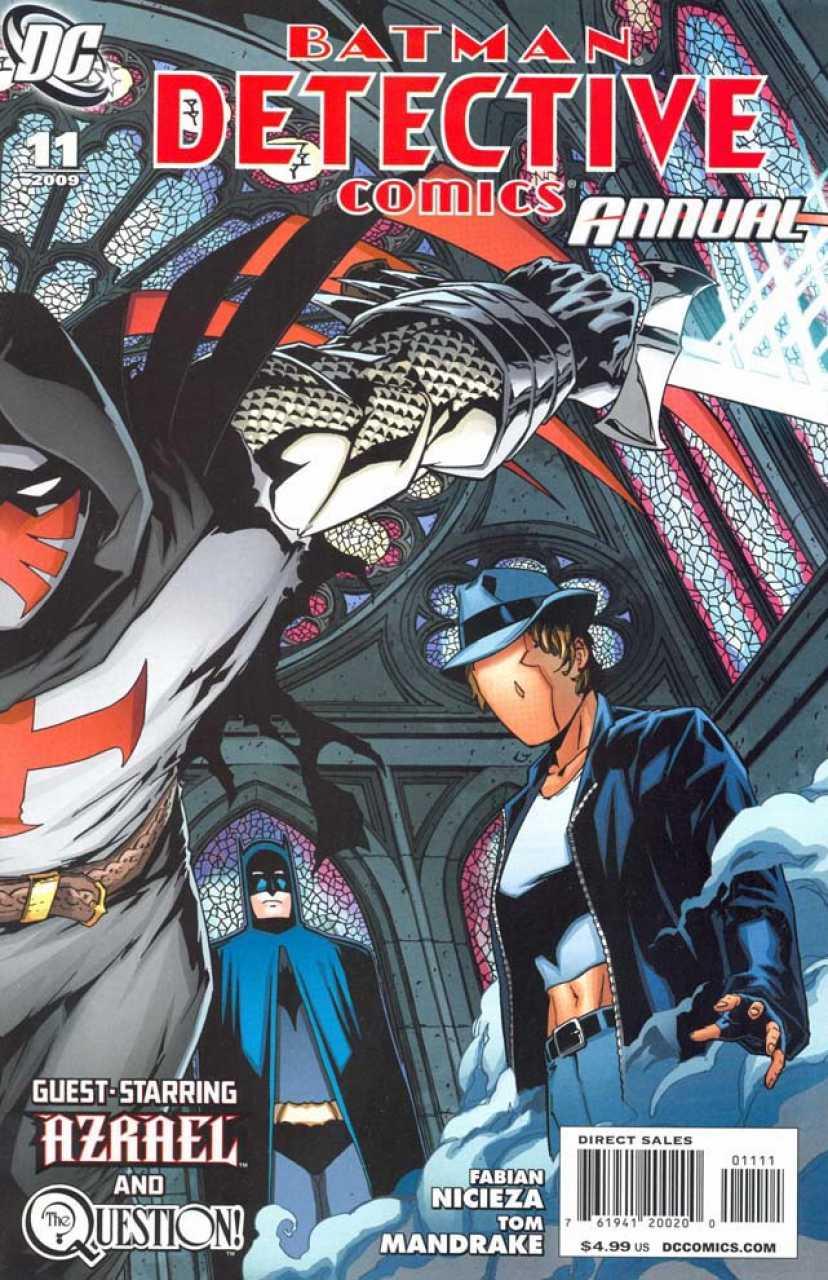 Detective Comics Annual #11